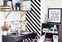 Office Space / by Carmella Von Thaden