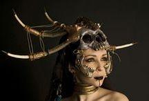 Design: Headdress / by Jacklyn Dewenter