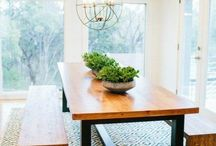 Home ::  Dine / Dining rooms, breakfast nooks