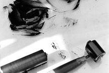 { Printmaking }