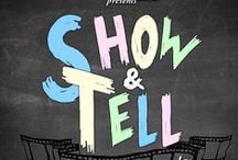 Show & Tell / Show & Tell Screening Spectacular is a monthly screening of comedic short films and sketches not yet released on the internet. Hosted by Sethward at the Winona Riders' Outpost. / by Sethward Allison