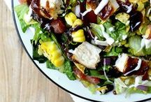 Recipes: Salads / A collection of the best salad recipes.