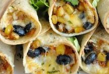 Recipes: Tex-Mex / A collection of the best recipes considered Tex-Mex cuisine.