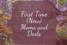 First time (new) moms and dads / Tips and advice for first-time moms and dads (parents). Pregnancy, labor and delivery, bringing baby home, infant development, baby raising, what to expect ~ by Wendy Rohin, PT at everythingbabies.org