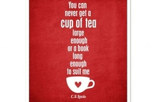 Bookish + Bloggish / ~ thing I love to read / by Callie Carling