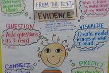 classroom - reading strategies / by Kathy Carroll