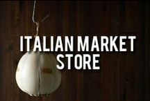 Italian Market Store / Events at and information about our 9th Street Italian Market store.