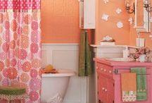 Bathroom / by Tessa Johnston