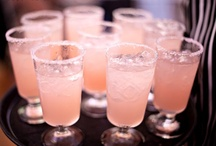 Loosening Up  / The perfect cocktails to loosen you up before your shoot!