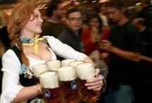 Bier Frau