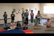 classroom - music and expression / by Kathy Carroll