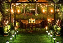 :.:Outdoor Spaces:.: / by Steph