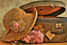 All about HATS! / I love hats and hat boxes!! / by Kathy Kelly