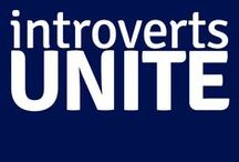 I'm Introverting. / Introverts. The life of an INFJ.