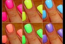 Nails/make Up / by Tessa Johnston
