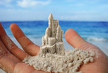*Sand Castles* / by Kathy Kelly