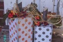 Thanksgiving/Fall / by Tessa Johnston