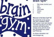 classroom - brain gym / by Kathy Carroll