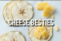 Cheese Besties / Our favorite pairing jellys, jams, honeys, and more