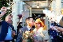 Autumn Wedding / Autumn wedding  / by Becky Joiner