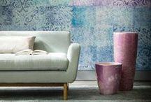:.:Walls:.: / ◈Wallpaper◈Wall Murals◈Wall Coverings◈ / by Steph