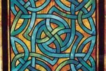 An rud is annamh is íontach / Celtic Design / by Suzi Wolfe