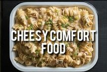 Cheesy Comfort Food / Comfort food recipes that ooze with cheesy goodness