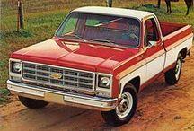 Camioneta / truck chevy silverado 1976