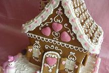 Gingerbread / by Kathy Kelly
