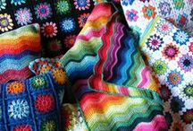 Crochet (& knit) Afghans & Blankets / Lovely afghans and blankets to crochet and knit / by Deanne Stewart-Mills