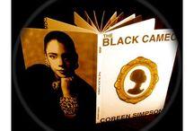 Cameo Appearance & Broche Beauty / Black