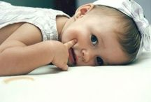 little ones. / Cute little ones, being cute!