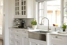 Kitchen Ideas / Kitchen ideas, kitchen decor, DIY kitchen improvements, kitchen hacks and more inspiration for my dream kitchen!