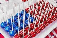 4th of July / A collection of crafts, recipes, decor and more for 4th of July!