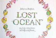 all color Johanna Basford