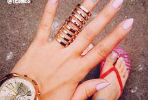 My nail  / Nail time