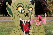 Halloween- Monsters