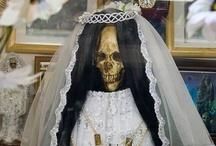 Halloween-Skeleton & Corpse
