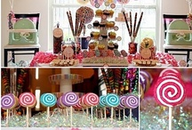 Candy Themed Christmas