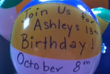 Party Favors and Invitations