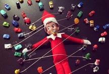Christmas Tradition- Magic Elf