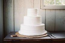 plain white cakes. / by kali ramey martin