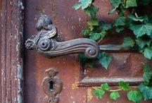 Doors / by Pam Childers