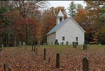 Churches / by Pam Childers
