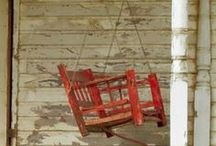 Porches / by Pam Childers