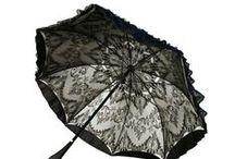 Umbrellas + Parasols