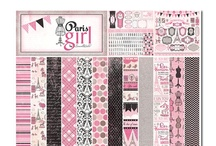 Paris Girl / by CartaBellaPaper