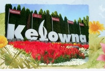Things to do in Kelowna / #Kelowna is a true 4 season Playground!      These are some of the spots and things to do or see in Kelowna