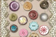 Buttons / by Pam Childers