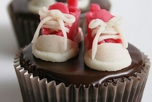 Food {Sweet Treats}  / Cupcakes. Pies. Cakes. Cookies. Anything & Everything.